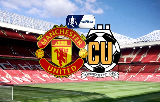 Dự đoán trận Manchester United vs Cambridge United, 02h45 - 4/2