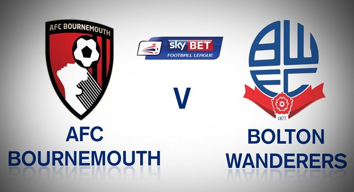 Bournemouth vs Bolton Wanderers