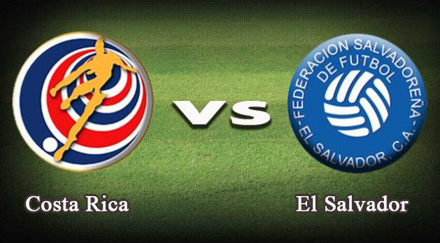 Costa Rica vs El Salvador