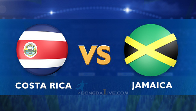 Costa Rica vs Jamaica