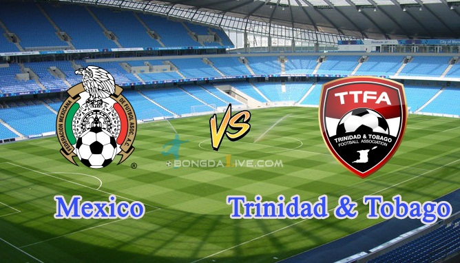 Mexico vs Trinidad & Tobago