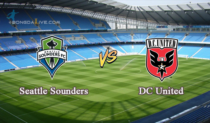 Nhận định Seattle Sounders vs Washington DC United, 10h00 – 4/7