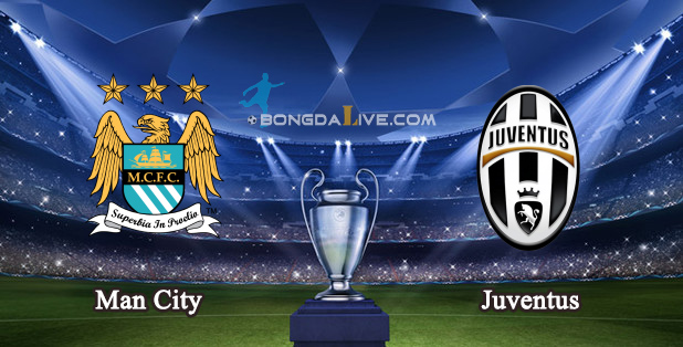 Manchester City vs Juventus