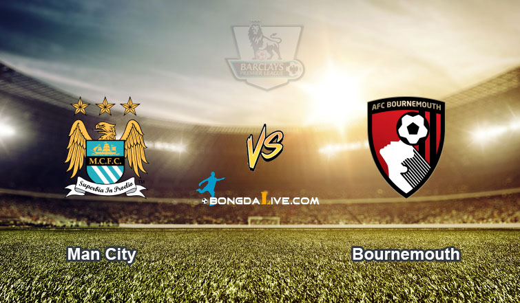 Nhận định Man City vs Bournemouth, 21h00 - 17/10