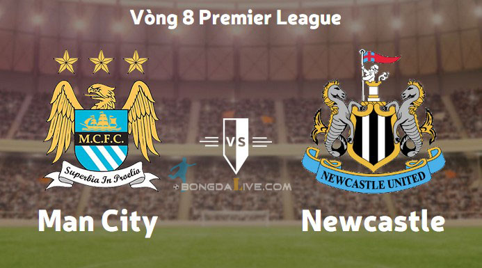 Nhận định Man City vs Newcastle, 21h00 - 3/10