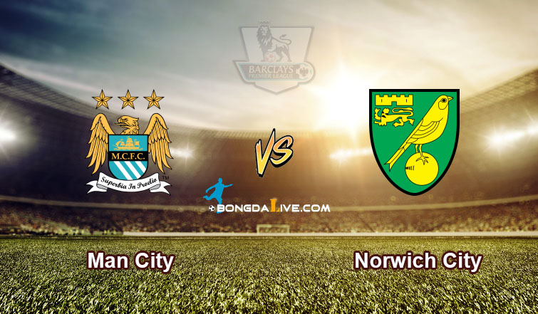 Nhận định Man City vs Norwich City, 22h00 - 31/10