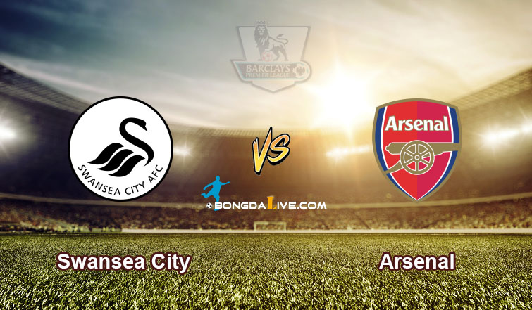 Link sopcast Swansea City vs Arsenal, 22h00 – 31/10