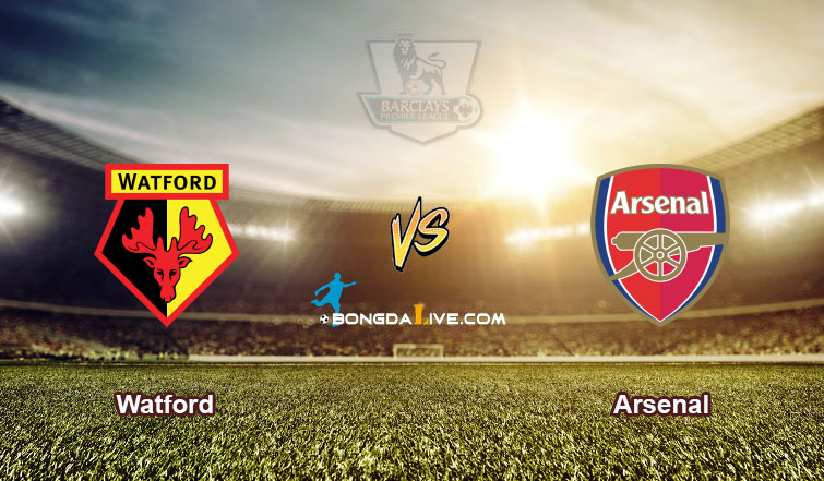 Link sopcast Watford vs Arsenal, 23h30 – 17/10