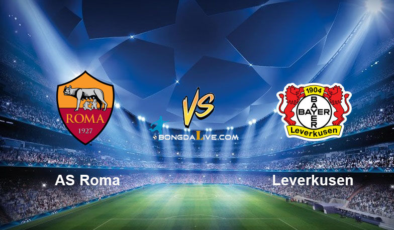 Nhận định AS Roma vs Bayer Leverkusen, 02h45 - 05/11