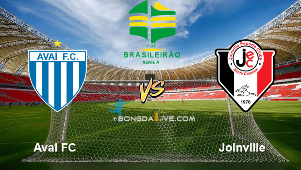 Avai FC vs Joinville
