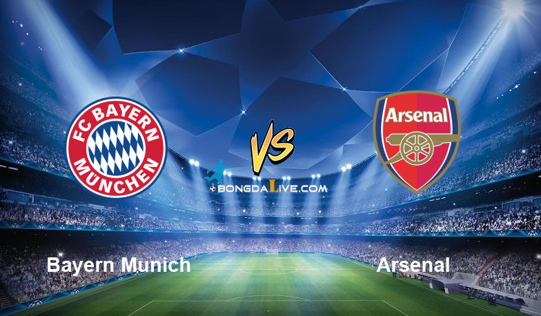 Link sopcast Bayern Munich vs Arsenal, 02h45 – 05/11
