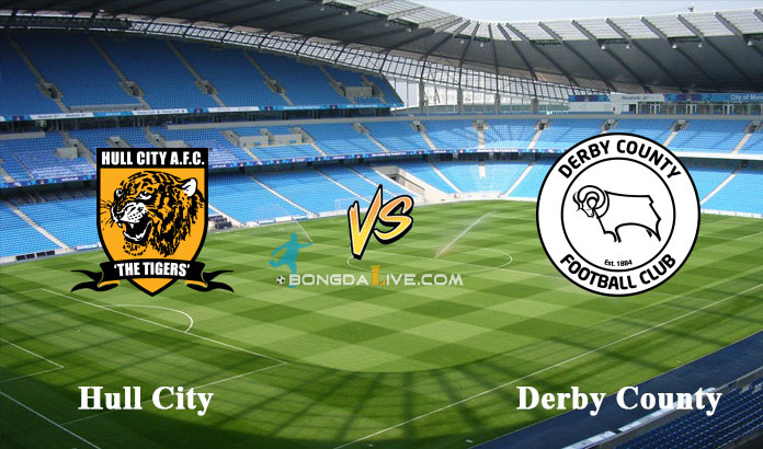 Nhận định Hull City vs Derby County, 01h45 - 18/05