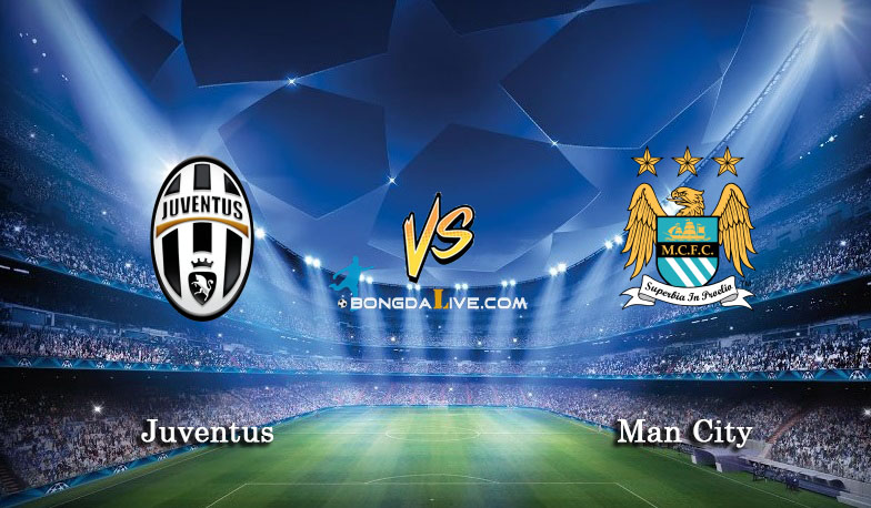 Link sopcast Juventus vs Man City, 2h45 - 26/11