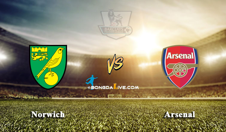 Link sopcast Norwich vs Arsenal, 23h15 – 29/11