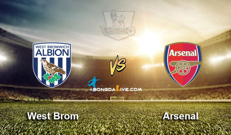 Nhận định West Brom vs Arsenal, 22h00 - 21/11