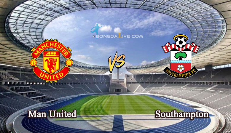 Link sopcast Manchester United vs Southampton, 22h00 – 23/01