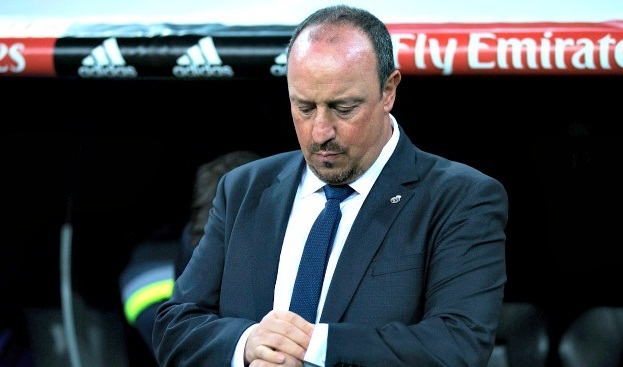 HOT: Real Madrid sa thải Rafa Benitez!