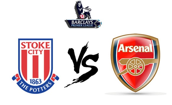 Dự đoán Stoke City vs Arsenal, 23h15 - 17/01