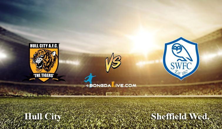 Nhận định Hull City vs Sheffield Wed, 22h59 - 28/05