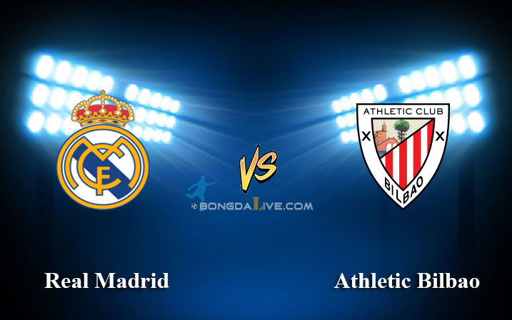 Nhận định Real Madrid vs Athletic Bilbao, 22h00 - 13/02