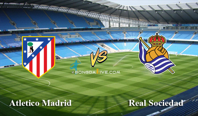 Soi kèo Atletico Madrid vs Real Sociedad, 03h00 - 02/03