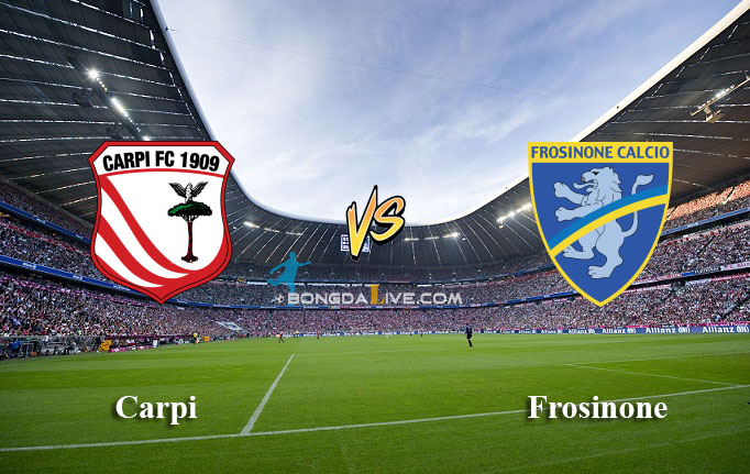 Soi kèo Carpi vs Frosinone, 21h00 - 13/03