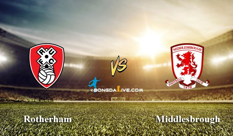 Nhận định Rotherham United vs Middlesbrough, 02h45 - 09/03