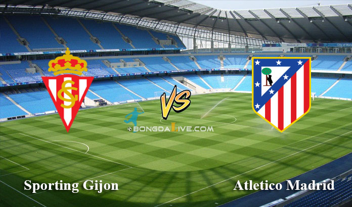 Soi kèo Sporting Gijon vs Atletico Madrid, 22h00 - 19/03
