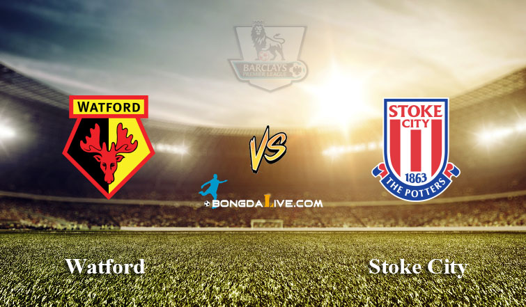 Du doan Watford vs Stoke City