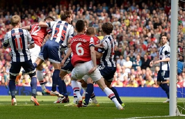 Nhận định Arsenal vs West Brom, 01h45 - 22/04