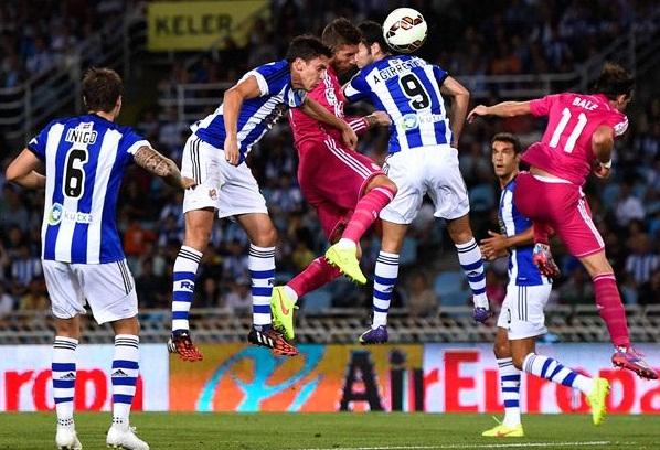 Link sopcast trận Real Sociedad vs Real Madrid, 21h00 – 30/04