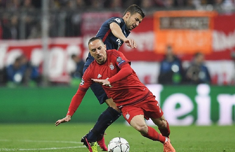 Bayern Munich vs Atletico Madrid